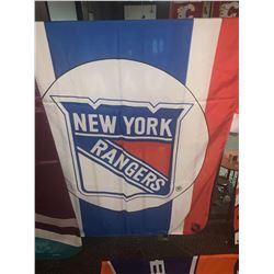 30x50 inch NHL BANNER - RANGERS