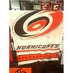 30x50 inch NHL BANNER - HURRICANES