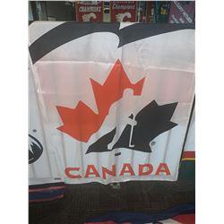30x50 inch NHL BANNER - TEAM CANADA
