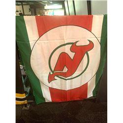 30x50 inch NHL BANNER - DEVILS