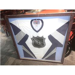 Large Framed Jersey - NHL