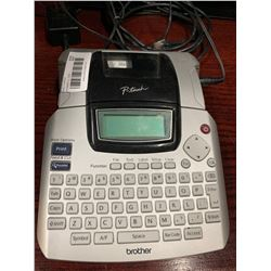 P touch label maker