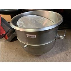 40 Gallon mixer bowl
