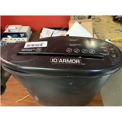 ID Armor Paper Shredder