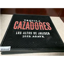 Lot of 4 - Cazadores Tequila Pour Pads