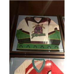 Large Framed WPHL league hockey jersey