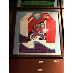 Large Framed Jersey -NAHLMudbugs