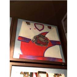 Large Framed Jersey - NAHL JACKALOPES
