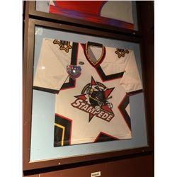 Large Framed Jersey - WPHL STAMPEDE