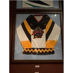 Large Framed Jersey - WPHL SCORPIONS
