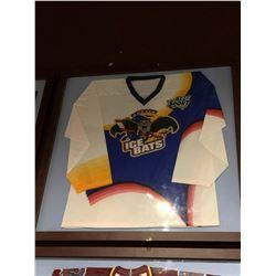 Large Framed Jersey - CHL ICEBATS