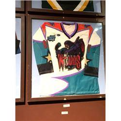 Large Framed Jersey - WPHL WIZARDS