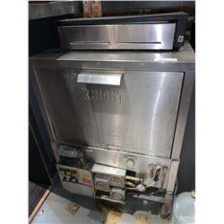 Knight Single Door Glass Washer