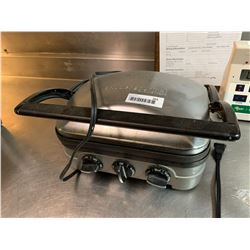 Cuisinart Pannini Press grill