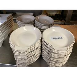 Lot of 30 handles bakeware dishes
