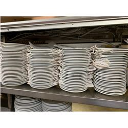 Lot of 100 small side plates