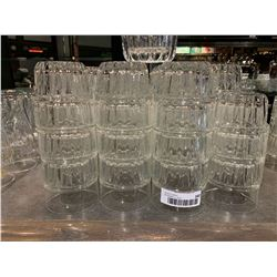 Lot of 60 Large highball tumblers