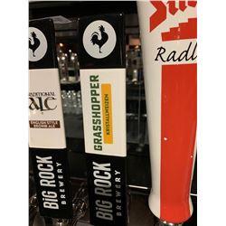 Beer Tap Handle - Big Rock Grasshopper
