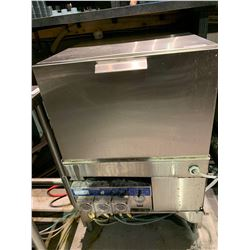 Knight GT Series Stainless Glass Washer.LL DISCONNECTIONS MUST BE COMPLETED BY LICENSED TRADE PERSON