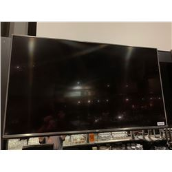 LG 60 inch flat panel TV - wall mounted - buyer must remove. no remote or mounts