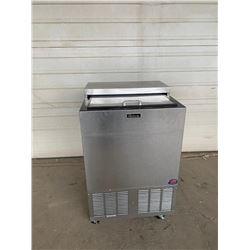 "Perlick BC24 24"" bottle cooler  Pick Up Location is Auction Depot 4215-11 street NE"