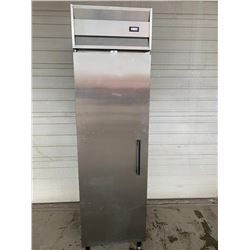 Coldstream 24 inch solid door stainless refrigerator  Pick Up Location is Aucti