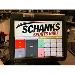 Micros POS Touch Terminal