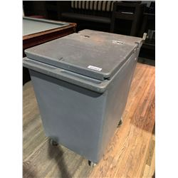 Canbro wheeled insulated cooler