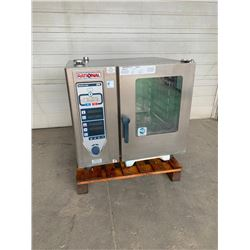Rational model CPC61 Combi Oven  Pick Up Location is Auction Depot 4215-11 st ne