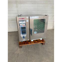 Rational model CPC61 Combi Oven  Pick Up Location is Auction Depot 4215-11 st ne