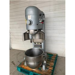 Hobart Model M802 80 Q Mixer  Pick Up Location is Auction Depot 4215-11 street ne