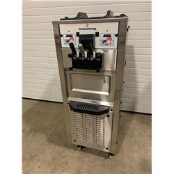 Spaceman 6250 Soft Serve Machine  Pick Up Location is Auction Depot 4215-11 street NE â€