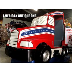 American Truck!! USA Special Design Ride On