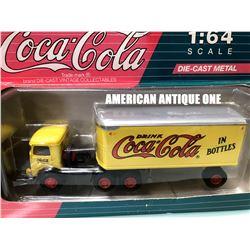 1991 USA Coca-Cola 1:64 die-cast vintage car