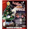 "Image 1 : USA Coca-Cola 2001 53cm Christmas Tree Displayposter ""HOLA"""