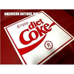 USA Coca Cola / Diet Cola Logo Sticker