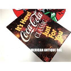 30cm USA Coca-Cola Reversible Poster