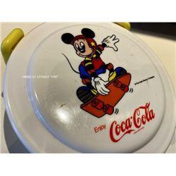 Mickey Mouse Disney/Coca-Cola Mini Box