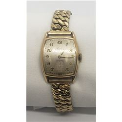 Vintage Hudson Elida Watch Co Wristwatch - 10k GF