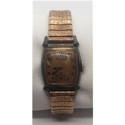 Vintage Bulova Mechanical Wristwatch 11AC - Runnin