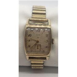 Vintage Elgin Mechanical Wristwatch - Running!