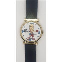 Vintage Spiro Agnew Original Mechanical Wristwatch