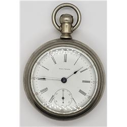 Antique Waltham Pocket Watch - 18s, 17j Grade 820