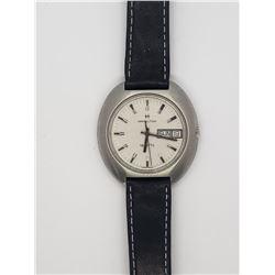 Vintage Hamilton Quartz Wristwatch - Day/Date.