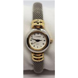 Jacques Laurent Paris Ladies Fashion Watch!