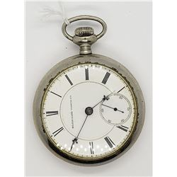 Antique Elgin BW Raymond Pocket Watch -