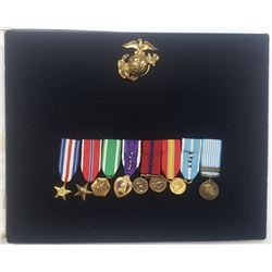 Korean War USMC Mini-Medals Lot