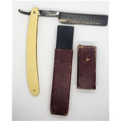 Antique Jos Gustine Straight Razor