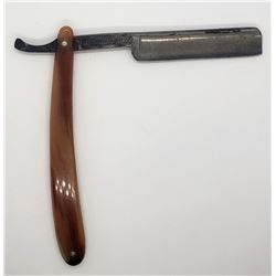 "Antique The Halma Shear & Razor Co. ""PEP"" Straight"