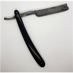Antique Hibard Spencer Bartlett Co Straight Razor